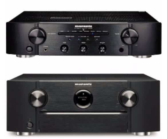 Amplifier vs AV Receiver