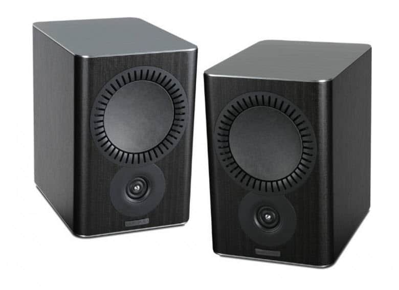 Mission QX-2 is one of our top 5 bookshelf speakers under ₹50,000