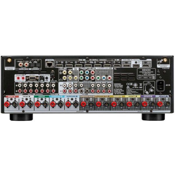 Denon AVR-X4700 AV Receiver