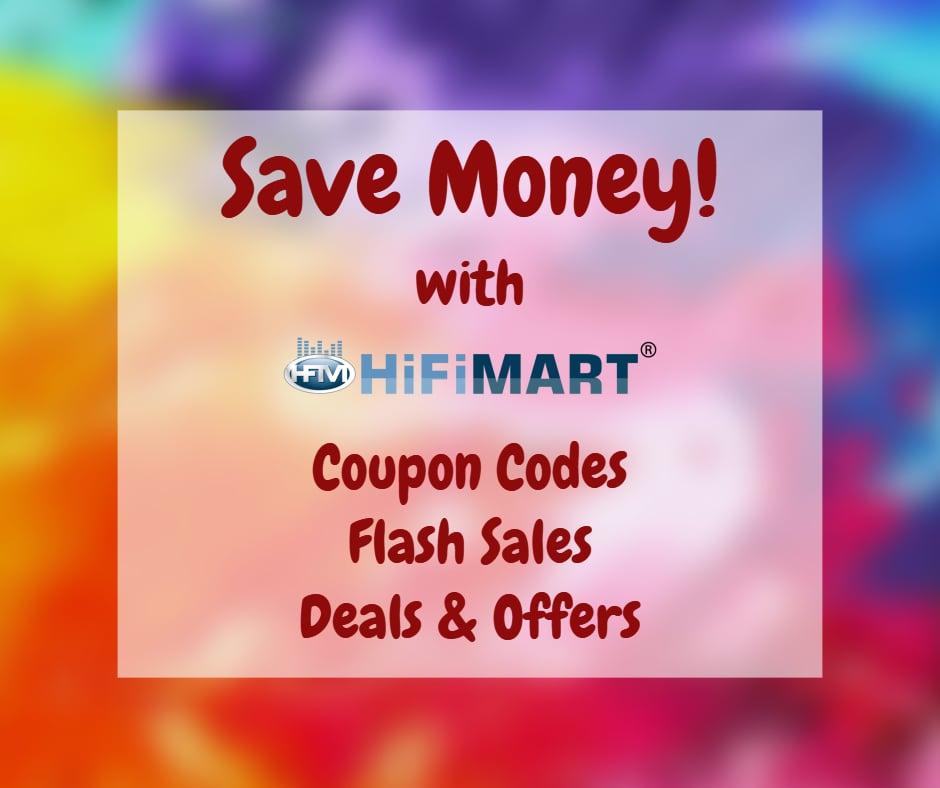 HiFiMART Coupon Code